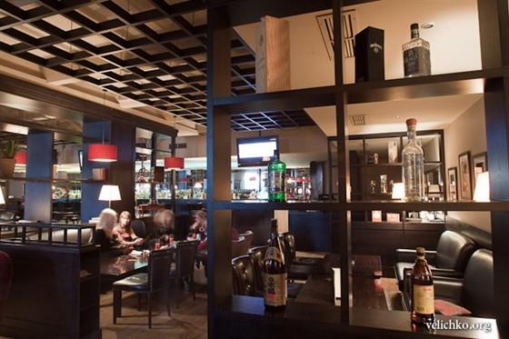 Ресторан Suzy Wong - фотография 1