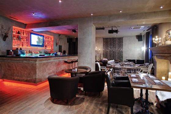 Ресторан Cocktail - фотография 1 - основной зал