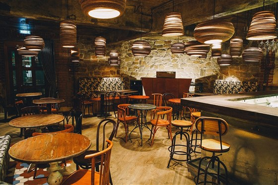 Ресторан Ruby Wine Bar - фотография 1
