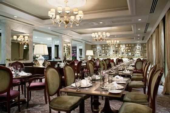 Ресторан Балчуг-гриль - фотография 3 - Ресторан Балчуг Гриль