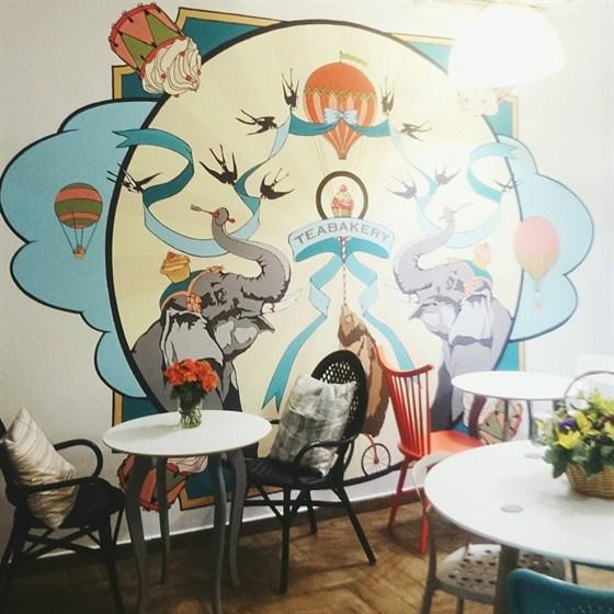 Ресторан Teabakery - фотография 3