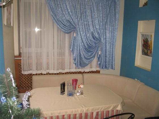 Ресторан Монмартр - фотография 2 - VIP-зал на 8 человек