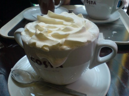 Ресторан Costa Coffee - фотография 8