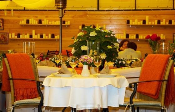 Ресторан Альпийская терраса - фотография 19