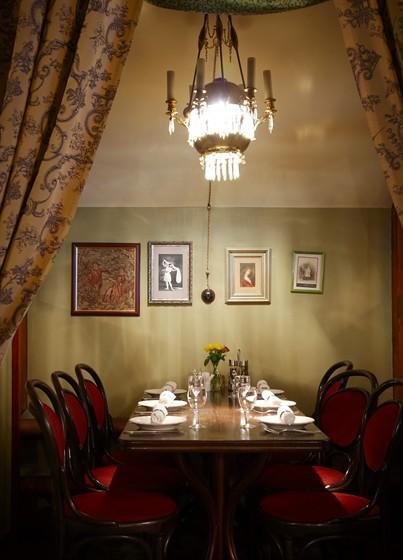 Ресторан Адмиралтейство - фотография 3