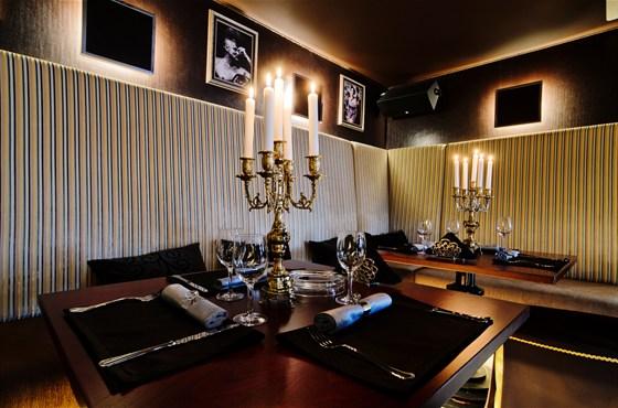 Ресторан Haute Couture  - фотография 16 - Зал 2