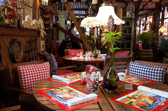 Ресторан Будвар - фотография 8
