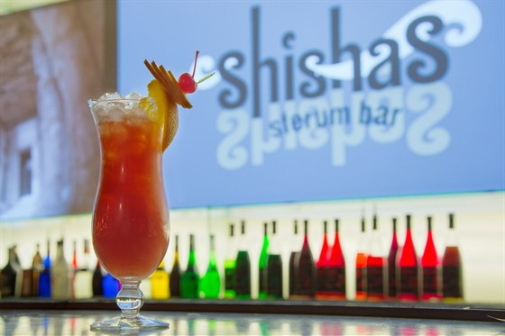 Ресторан Shishas Sferum Bar - фотография 8