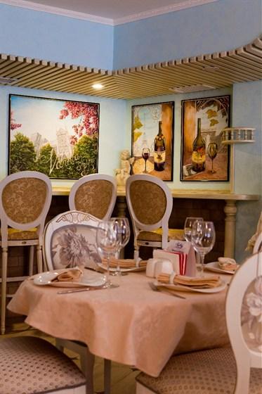 Ресторан Vanilla Sky - фотография 1