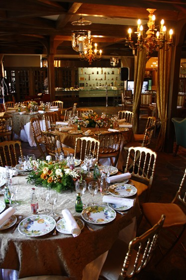 Ресторан Cheval blanc - фотография 4