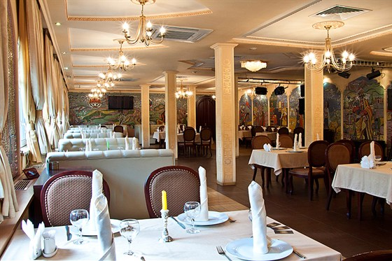 Ресторан Хамса - фотография 18