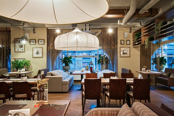 Ресторан Березки - фотография 3
