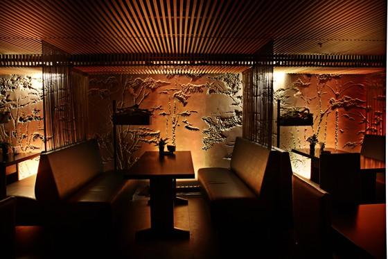 Ресторан Studio Basmati - фотография 8 - второй этаж
