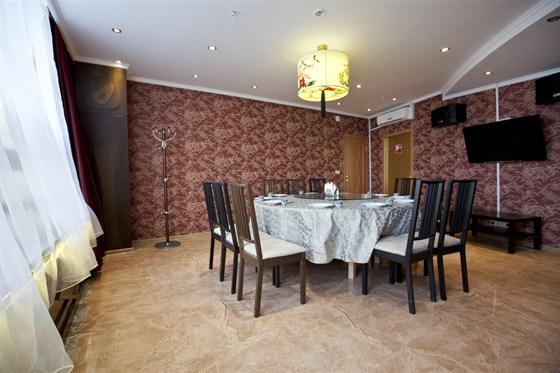 Ресторан Sky View - фотография 4 - вип зал  на банкет чел 20