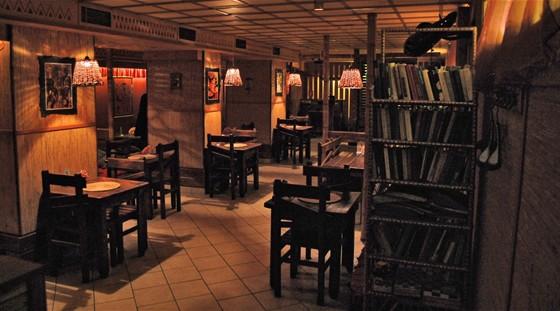 Ресторан Хижина Ча - фотография 5