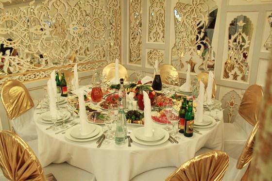 Ресторан Белое золото - фотография 1
