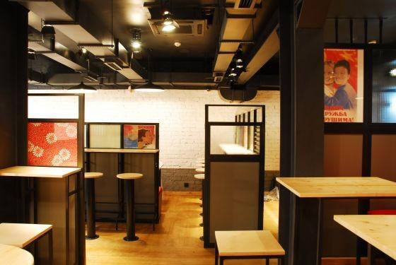 Ресторан Воккер - фотография 21