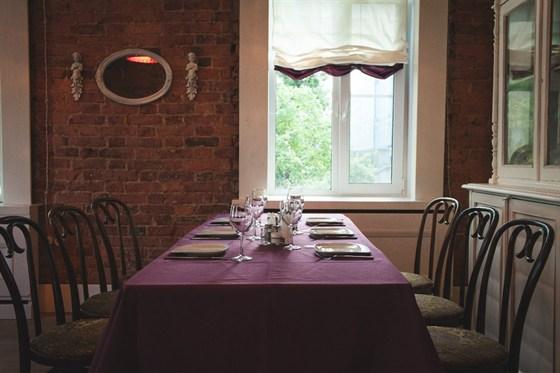 Ресторан Бакенбарды - фотография 1