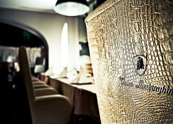 Ресторан Tonino Lamborghini - фотография 5