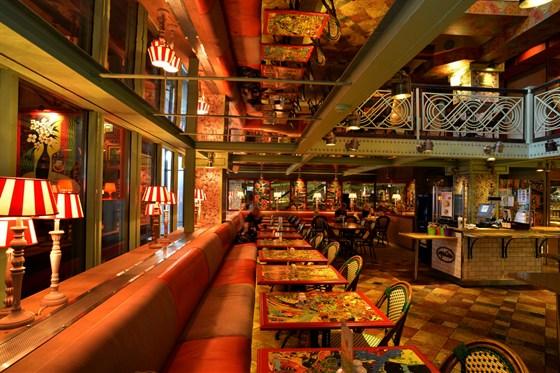 Ресторан Грабли - фотография 9 - грабли