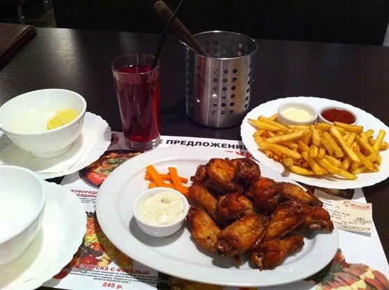 Ресторан Биф-хаус - фотография 1