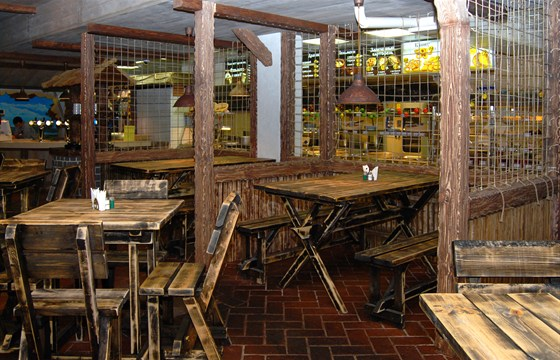 Ресторан Баварский дворик - фотография 12