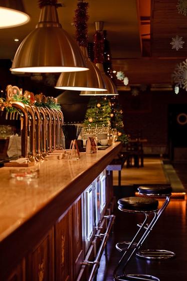 Ресторан Еврогриль - фотография 7 - бар
