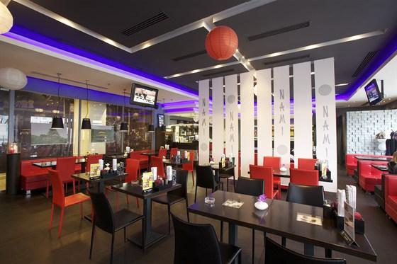 Ресторан Nami - фотография 2 - Интерьер ресторана №2