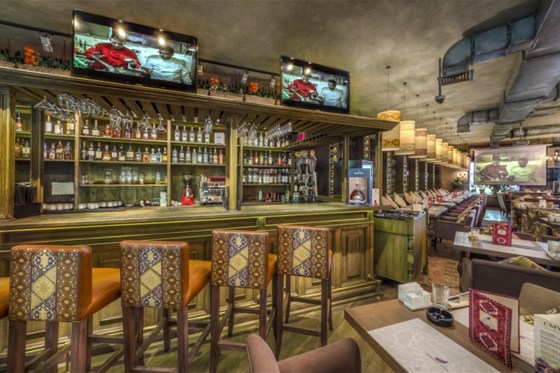 Ресторан Баклажан - фотография 9