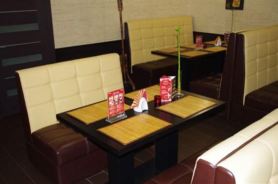 Ресторан Сакура - фотография 3 - Ресторан Сакура - зал