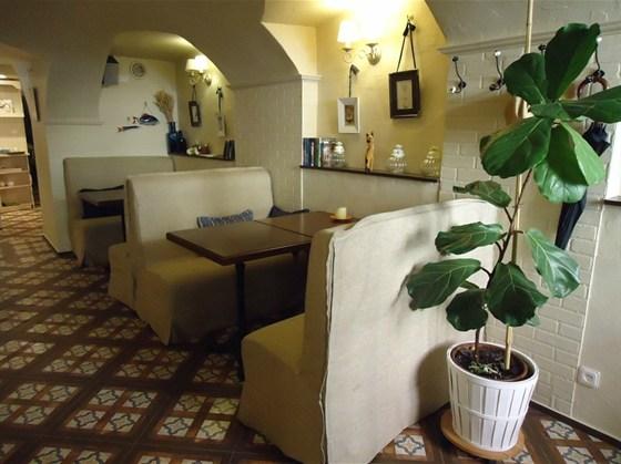 Ресторан Прекрасная зеленая - фотография 6