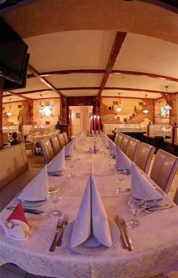Ресторан Белая лошадь - фотография 9