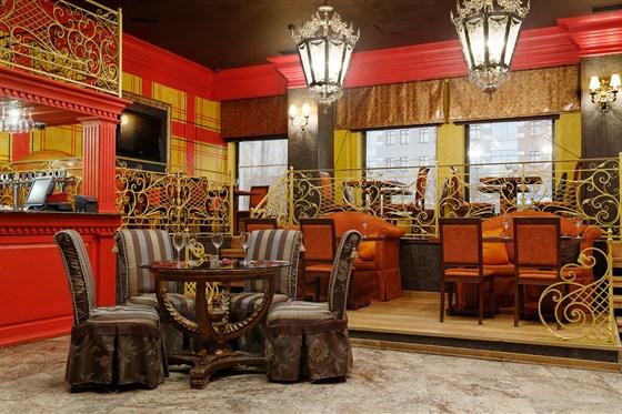 Ресторан Жан де Баран - фотография 5 - Основной зал