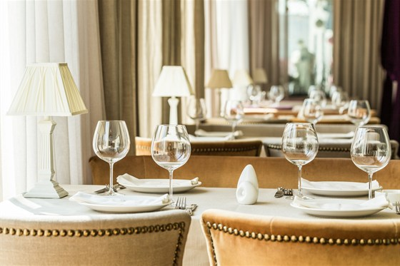 Ресторан Barry White - фотография 13 - Веранда с видом на Белый Дом.