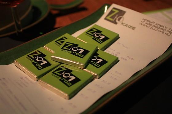 Ресторан Zu Café - фотография 8 - День Рожденья Zu