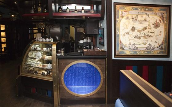 Ресторан Черная жемчужина - фотография 1