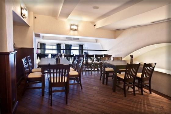 Ресторан G&M - фотография 6 - Антресоль