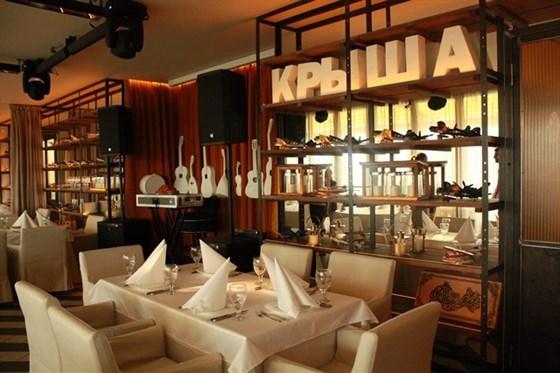Ресторан Крыша - фотография 13