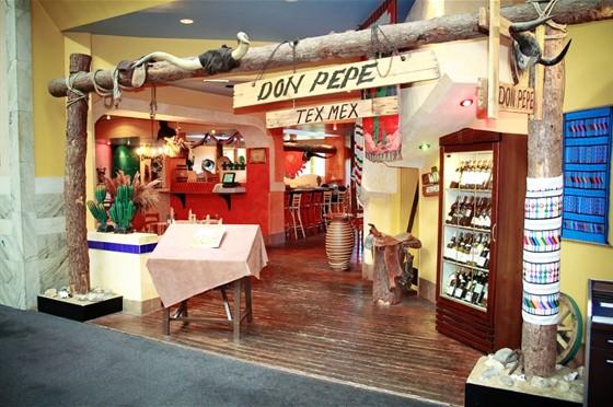 Ресторан Don Pepe - фотография 2 - Don Pepe