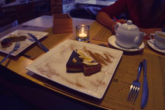 Ресторан Укроп - фотография 22 - чизкейки