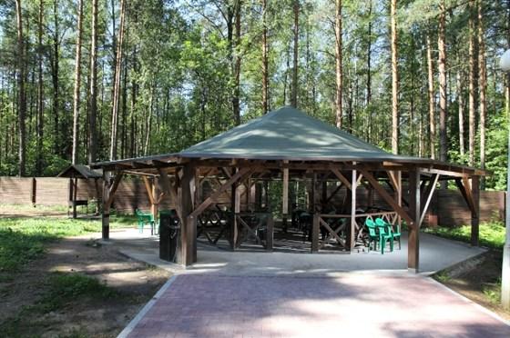 Ресторан Лесной воздух - фотография 2