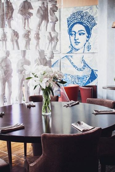 Ресторан Ribambelle Green - фотография 4