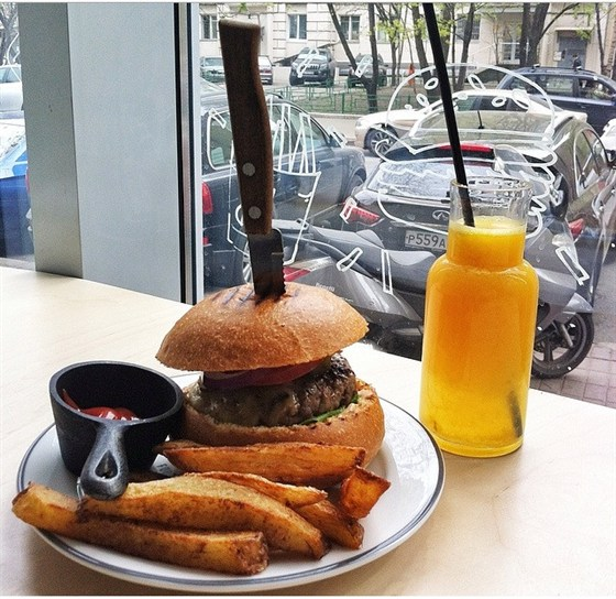 Ресторан The Burger Brothers - фотография 1