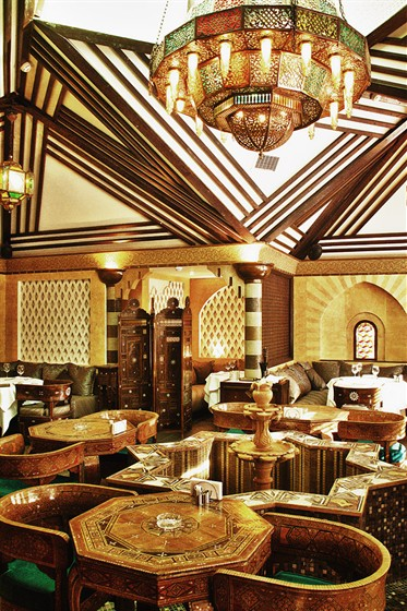 Ресторан Оранжерея - фотография 3