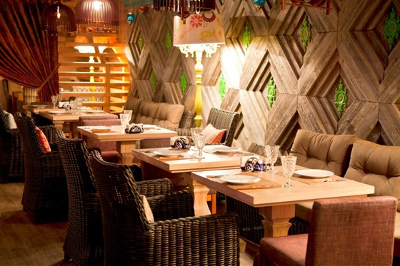 Ресторан Торне - фотография 20