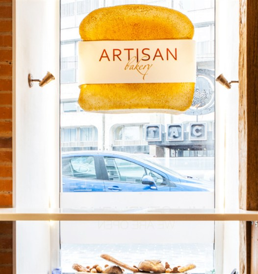 Ресторан Artisan Bakery - фотография 10