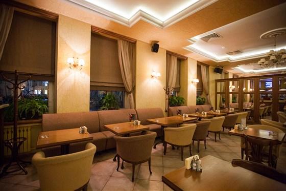 Ресторан Кофе-брейк - фотография 12