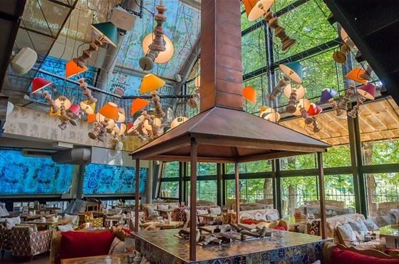 Ресторан Чайхона №1 - фотография 1 - Чайхона №1