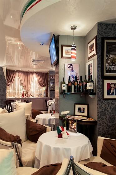 Ресторан Milano ricci - фотография 19