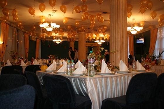 Ресторан Табурет - фотография 7 - Банкетный Зал